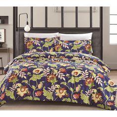 Found it at Wayfair - Hopeless Romantique Jacobean 3 Piece Comforter Set