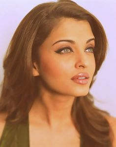Aishwarya Rai, the most beautiful woman in Bollywood. Those eyes!