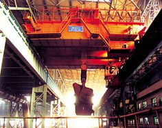Cranes for the Steel Industry,steel workstation cranes - Kuangshan Crane