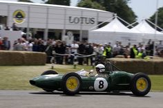 Clive Chapman (GBR) Lotus F1. Goodwood Festival of Speed, Goodwood, England, 29 June - 1 July 2012.
