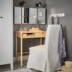 Produse noi - IKEA Ikea Inspiration, Wall Mirrors Ikea, Traditional Bedroom, Home Furnishings, Designer, Vanity, Interior, Furniture, Closets
