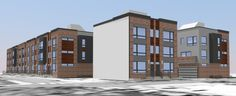 116 Reed Street Renderings NEW PHILLY PROJECT by National Realty Investment Advisors, LLC