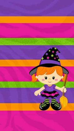 Cute Halloween Images, Halo Halloween, Halloween Cards, Holiday Wallpaper, Fall Wallpaper, Halloween Wallpaper, Beautiful Wallpaper, Iphone 6 Wallpaper, Cellphone Wallpaper
