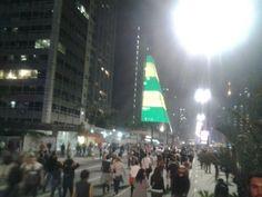 Manifestações em São Paulo - Brasil