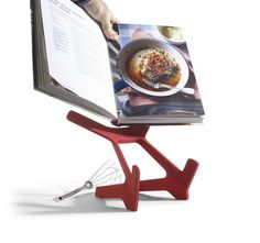 Black + Blum / Stand up book stand and ipod holder