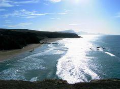 Fuerteventura (Surferstrand in La Pared, glaube ich)
