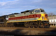 RailPictures.Net Photo: NS 1074 . Lackawanna Norfolk Southern EMD SD70ACe at Cresson, Pennsylvania by WILLIAM KLAPP