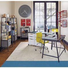 Nice modern office setup
