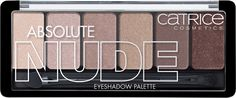 Absolute Nude Eyeshadow Palette 010   CATRICE COSMETICS