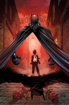 Batman Rebirth - Tony Daniel