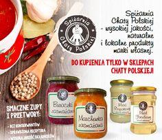 Spiżarnia Chaty Polskiej - marka własna promująca lokalne i regionalne produkty