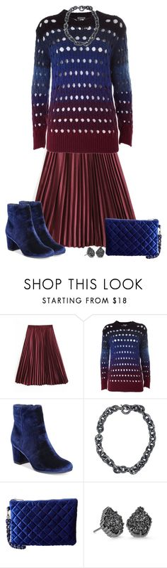 """""""Cute and Cozy"""" by asigworth ❤ liked on Polyvore featuring Kenzo, ZiGiny, Bottega Veneta, KC Jagger and Kendra Scott"""