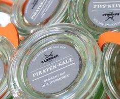 Rezept Sansibars Piratensalz von Sansibar Sylt - Rezept der Kategorie Grundrezepte