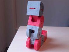 【これはすごい!】自分で自分の組立を行うロボットを3Dプリンターで製作。救助活動への活用にも期待!