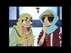 One Piece - Luffy Impressions (Click on link)