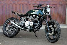 Kawasaki Z550 1983 By Bullit Garage