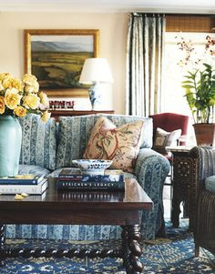 Cozy Furniture and Decorating Ideas - How to Make a Room Cozy - House Beautiful