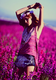 Sincerely, Kinsey: Free People March Collection