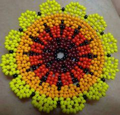 Bead Jewellery, Bead Earrings, Beaded Jewelry, Beaded Necklace, Beading Projects, Beading Tutorials, Beading Patterns, Seed Bead Art, Seed Beads