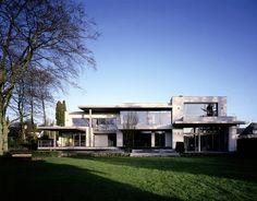 Boitsfort 1999 by Bureau d'Architecture Marc Corbiau