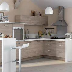 plan de travail il t central brico d p t cuisine id es pinterest d p t central et plans. Black Bedroom Furniture Sets. Home Design Ideas