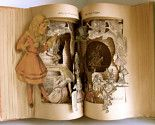 "Altered Book Autopsy ""You're Not in Kansas Anymore"""