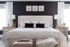 Angela Price's Dark and Dreamy Bedroom Makeover | Wayfair.ca
