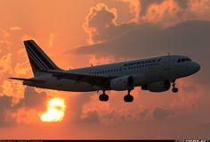 Air France Airbus A319-111