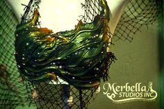 Seaweed Mermaid Bra $225.00