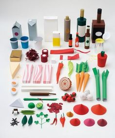 Mood Board Cook Book / SARAH ILLENBERGER