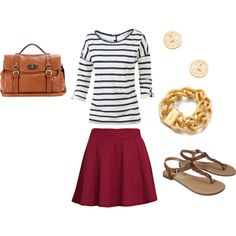 """""""Casual Friday"""" by monimun on Polyvore"""