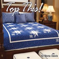 """Top This!"" book by Nona Davis (All American Crafts)"