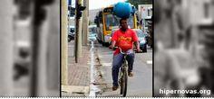 Flagrantes de pessoas levando os meios de transporte ao limite (58 Imagens) - Hipernovas