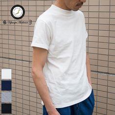 2016年4月22日【 Web Store 更新 】  コーマ天竺モックネックロールアップ半袖カットソー / Upscape Audience [ http://www.aud-inc.com/product/2429 ]  #カットソー #高円寺 #モックネック #スタンドカラー #半袖 #ロールアップ #コーマ天竺 #audience #メンズ #mens #東京 #style #fashion #NowAvailable #webstore #upscapeaudience