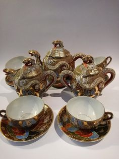 Check out this item in my Etsy shop https://www.etsy.com/listing/261514366/tea-coffee-set-antique-japanese-nichi
