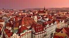#Prague #Czech #capital #city #history #architecture #buildings #beautiful #view