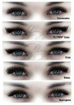 2cfc122d2b0 Volume Lash Extensions, Eyelash Extensions Styles, Individual Eyelash  Extensions, Droopy Eyes,
