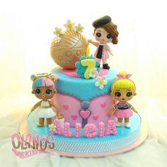 #Birthdaycake #customcake #customcakejakarta #partyfavour #kueulangtahunjakarta #jajanjakarta #delicious #sweettable #fondant3D #caketopper #sugarart #olanoscakes #olanos #jakarta #yummy #amazing #instafood #sweet #cake #olshopcake #jktfoodies #lolsurprise #lolcakes #lolsurprisecake #loldollscake