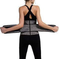 Neoprene Sauna Waist Trainer Corset Sweat Belt for Women Weight Loss Compression Trimmer Workout Fitness Tummy Tucker, Sweat Belt, Neoprene, Waist Trainer Corset, Posture Correction, Women's Shapewear, Waist Cincher, Slim Waist, Weight Loss For Women