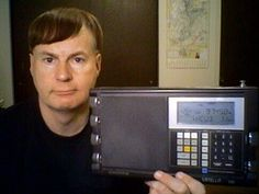 "Shortwave Radio. This Is Me, Bill, Ham Radio Operator KI7F back in 1998. This was a Grundig Satellit 500 Portable General Coverage Communication Radio Receiver. The Radio Is Tuned to International SW Radio Station HCJB In Quito, Ecuador, South America Which Was A Christian Broadcaster. I Quite Often Listened To The ""DX Party Line"" Program As Well As The ""Ham Radio Today"" Show Aired On HCJB. Unfortunately, HCJB Ceased Broadcasting To The USA Back In May Of 2003. I First Heard Them Back In…"