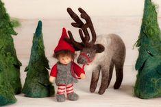 Lulus: The christmas elf! Der Weihnachtswichtel!