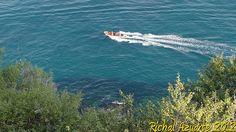 Divino Azul del Mar en playas de Choroni, Venezuela. La costa de Aragua es un paraiso.