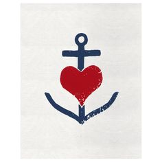 Heart and Anchor - Google Search