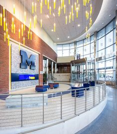 University of Michigan Crisler Center Renovation and Player Development Center – Perkins and Will