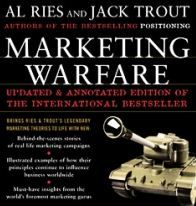List of the Best Marketing Books Ever - Marketing warfare by Al Ries