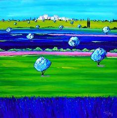Jean-Claude TRON - Featured Artists (Gallery 1000 Fine Art - Carmel-by-the-Sea, Palm Desert) Palm Desert, Artist Gallery, Van Gogh, Impressionist, Sculptures, My Arts, Painting, Fine Art, Paintings