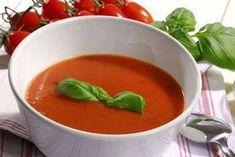 Suppenrezepte für Kinder: Diese schnelle hausgemachte Tomatensuppe ist im Handumdrehen fertig. So zaubern Sie blitzschnell ein Mittagessen für Ihr Kind.