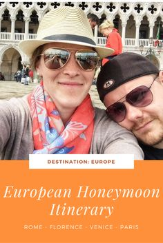 Tired of spending hours on travel forums trying to plan the Honeymoon of your dreams? Click for a quick and easy European Honeymoon Itinerary!