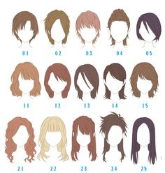 Fantasting Drawing Hairstyles For Characters Ideas. Amazing Drawing Hairstyles For Characters Ideas. Boy Hair Drawing, Drawing Poses, Drawing Hair Tutorial, Anime Character Drawing, Wedding Dress Sketches, Barbie Images, Manga Hair, Anime Drawings Sketches, Hair Sketch