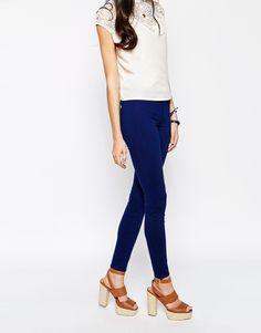 MiH Jeans Bodycon Super Skinny Pants